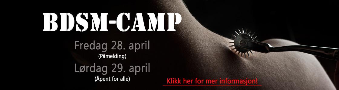 BDSM-Camp Vår 2017